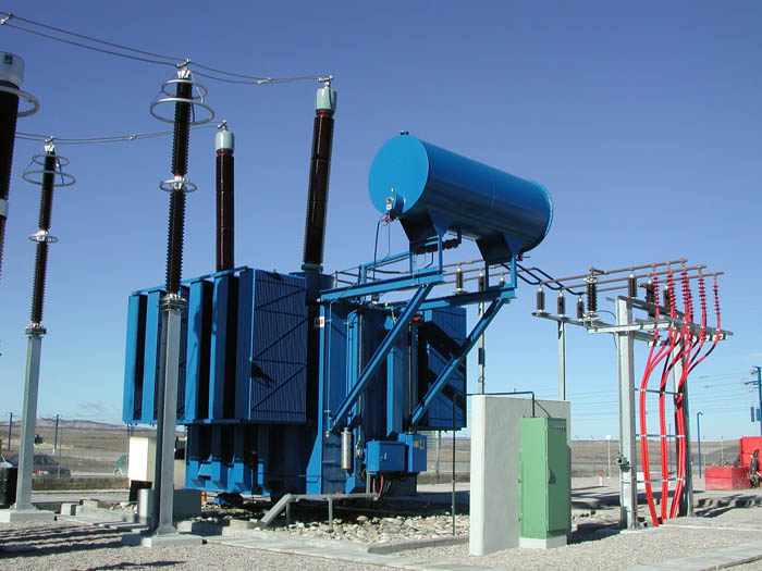 CYMIMASA Traction Substations